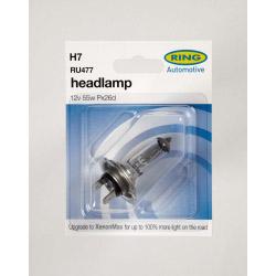 Ring H7 RU477 Headlamp