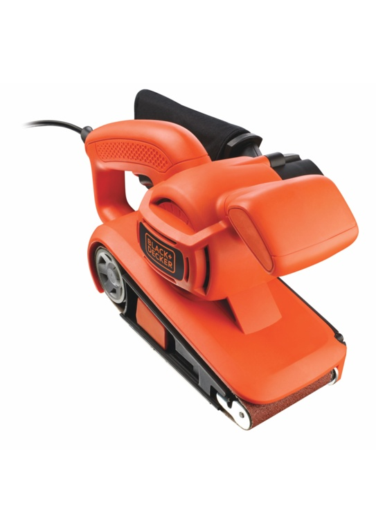 Black & Decker 720W 75mm x 457mm Belt Sander