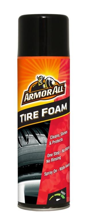 Armor All Tire Foam - 500ml