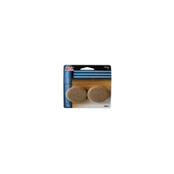 Map Felt Gard Round Pads - 50mm