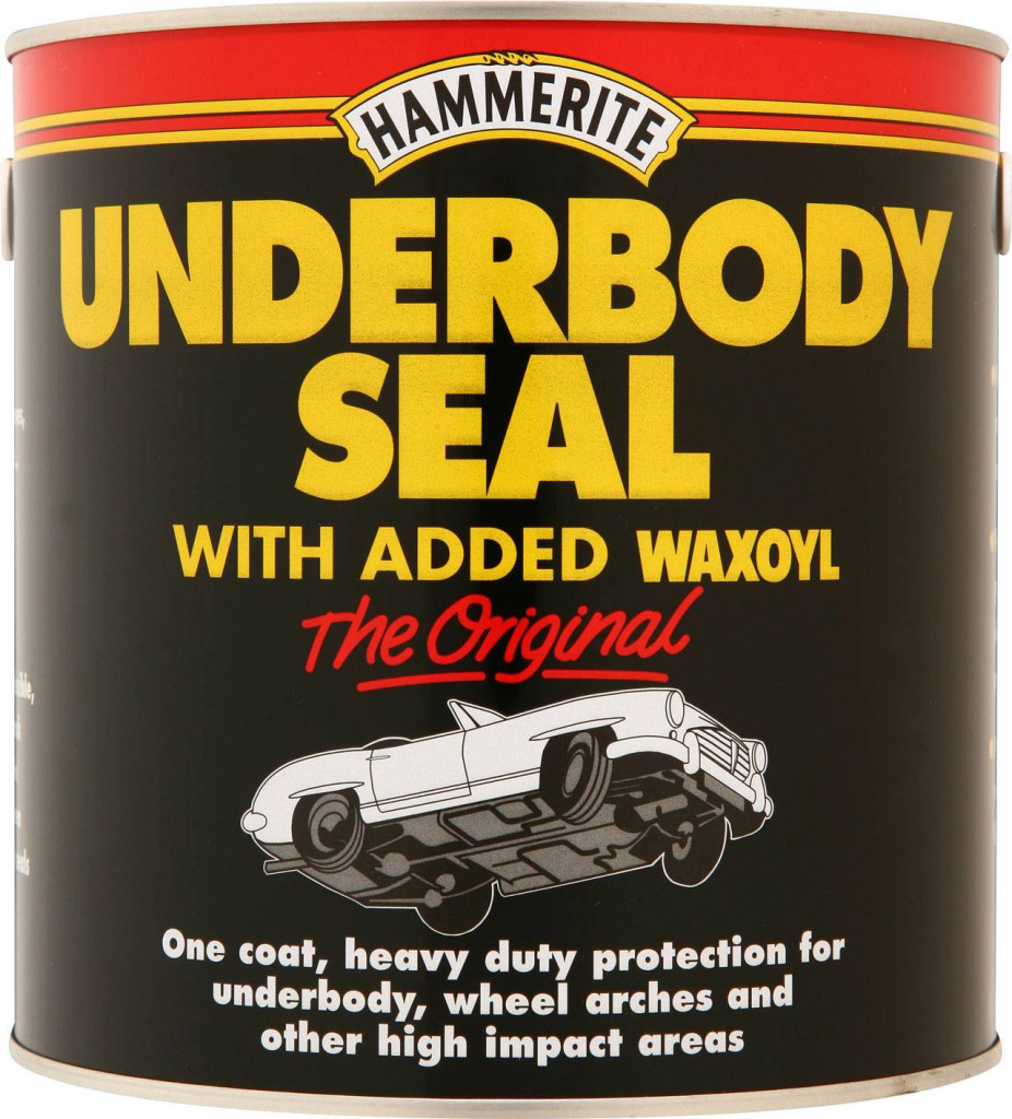 Hammerite Underbody Seal with Waxoyl - 1L