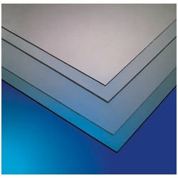 Styrene 2mm Clear Styrene Glazing Sheet - 4' x 4' x 2mm