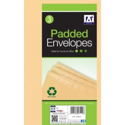 Anker Padded Brown Envelopes
