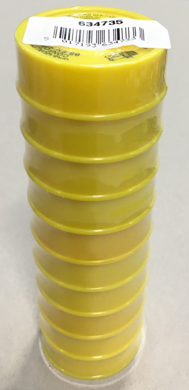 Pack of 10 PTFE Gas Tapes 13mm x 5m