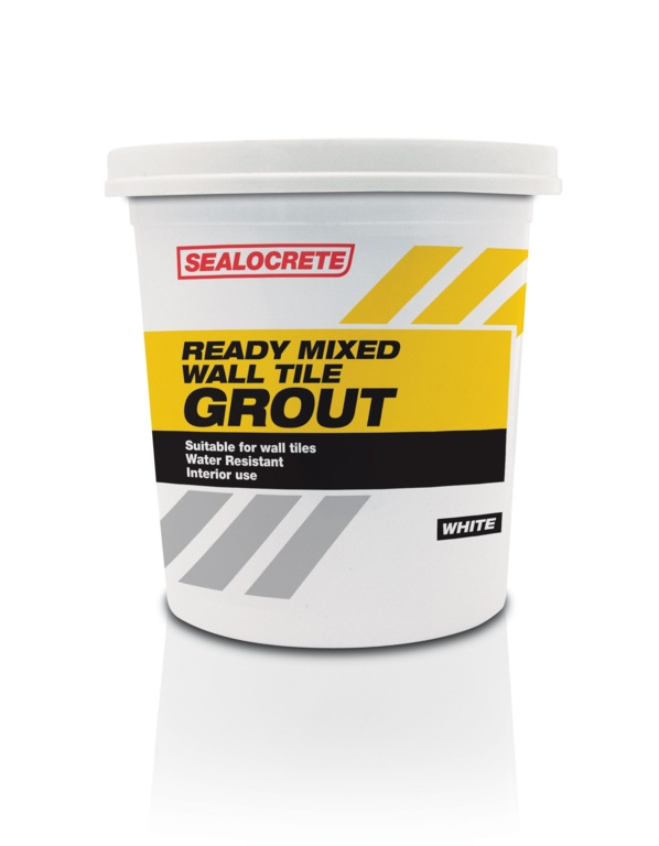 Seolocrete Ready Mixed Wall Tile Grout Stax Trade Centres