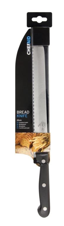 Chef Aid Bread Knife - 20cm
