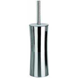 Blue Canyon Premium Mirrored Toilet Brush Holder