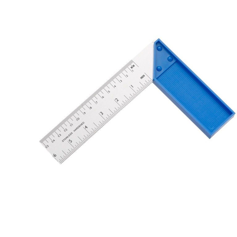 "Fisher Try & Mitre Square - English & Metric Markings - 6""/150mm"