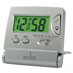 Acctim Mini LCD Flip Clock
