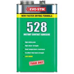 Evo-Stik 528 Contact Adhesive - 1L