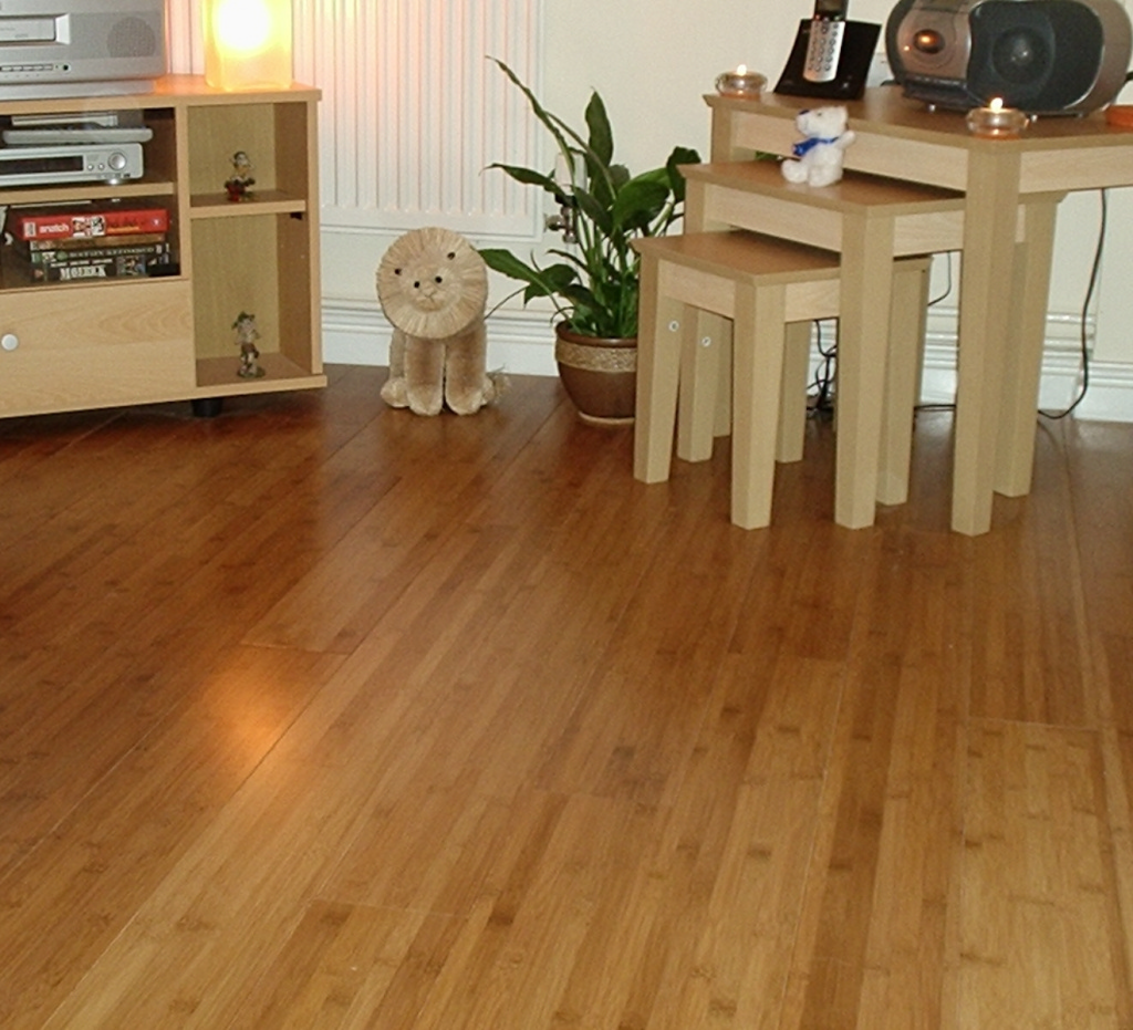 Nicoline Solid Bamboo Carbonised - 0.921m2