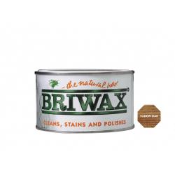 Briwax Natural Wax 400g Tudor Oak