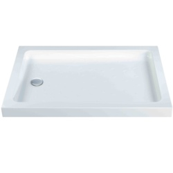 SP High Wall ABS Cap Stone Resin Shower Trays