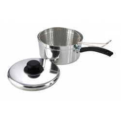 Pendeford Value Plus Collection Polished Chip Pan No Lid