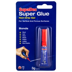 SupaDec Super Glue