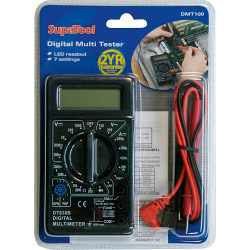 SupaTool Digital Multi Tester
