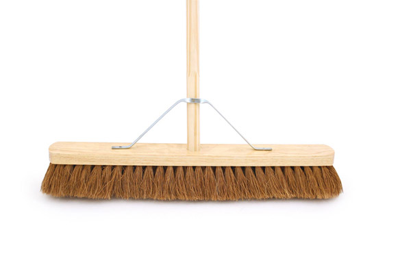 Bentley Soft Coco Platform Brush - 24""