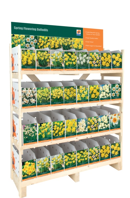 De Ree UK Daffodil Collection - Individual Packs