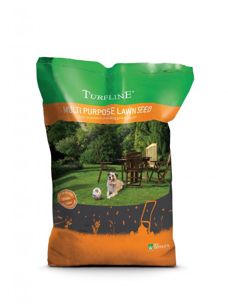 Turfline Multi Purpose Lawn Seed - 4kg Bag