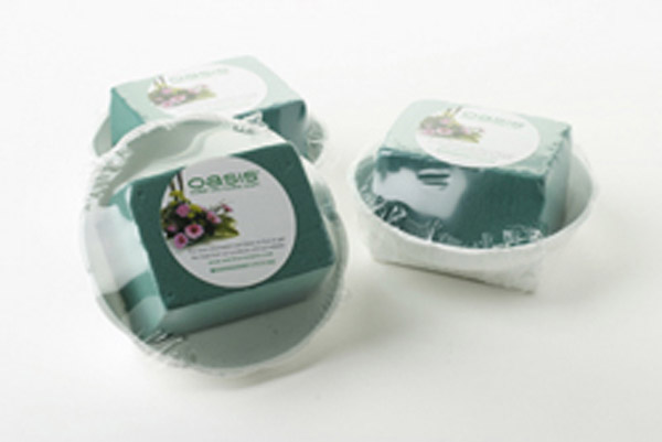 Oasis Creative Floral - Round Bowl - 16 x 16 x 9cm