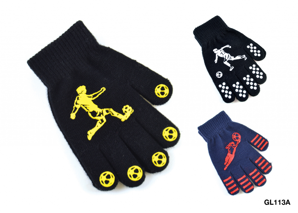 RJM Kids Magic Gripper Gloves