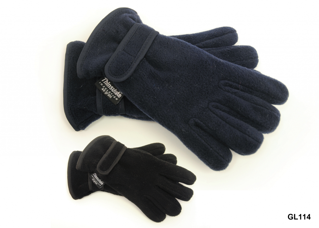 RJM Kids Anti Fleece Glove