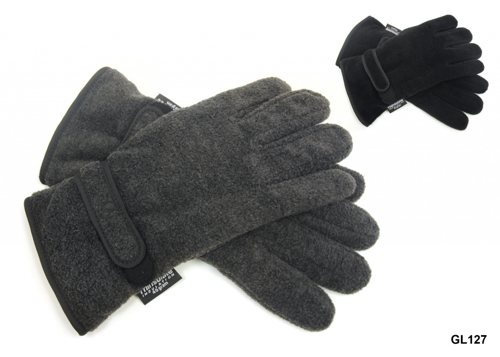 RJM Mens Fleece Glove