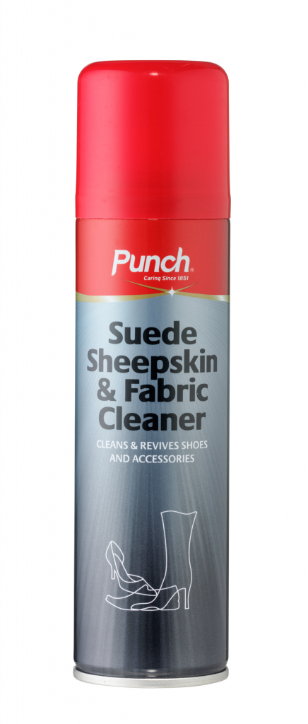 Punch Suede Sheepskin & Fabric Cleaner - 200ml