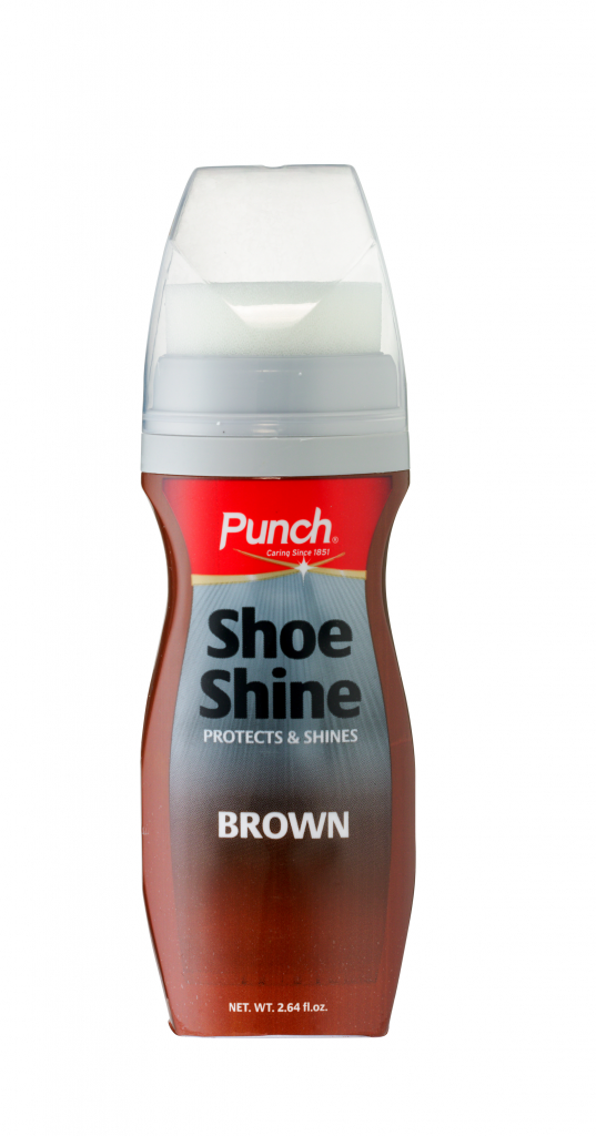 Punch Shoeshine Brown - 75ml