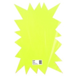 Hi-Glo Large Blitz Shape