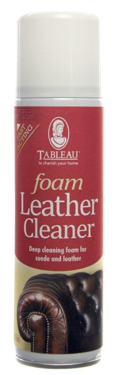 Tableau Leather Cleaning Foam - 250ml