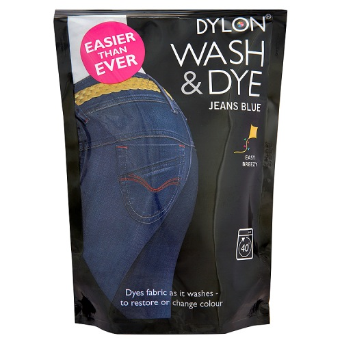 Dylon Wash & Dye (NVI) - 03 Jeans Blue