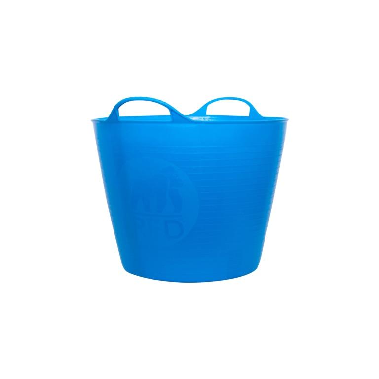 Red Gorilla Flexible Medium Tub - Blue