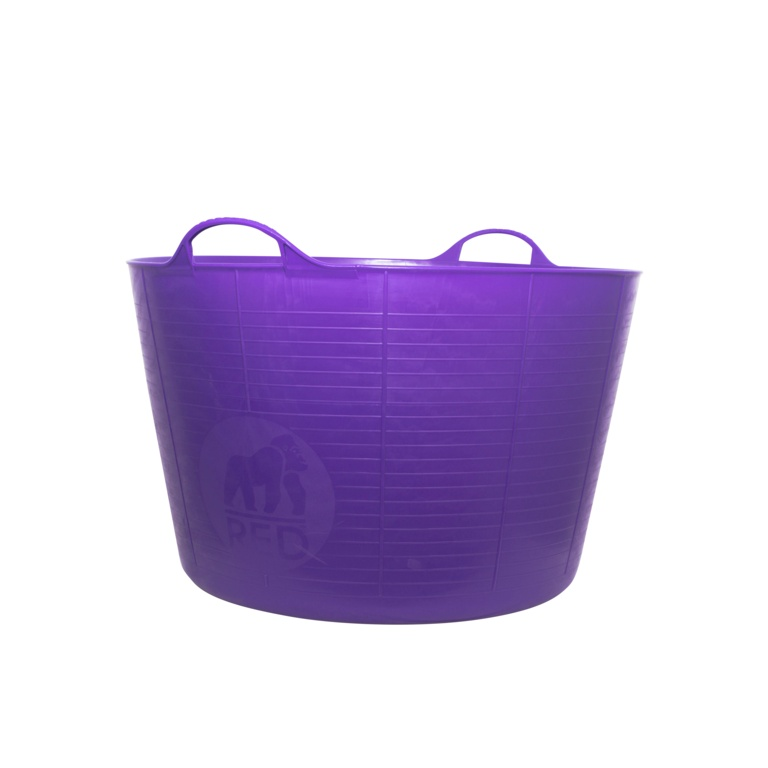Red Gorilla Flexible Extra Large Tub - Purple