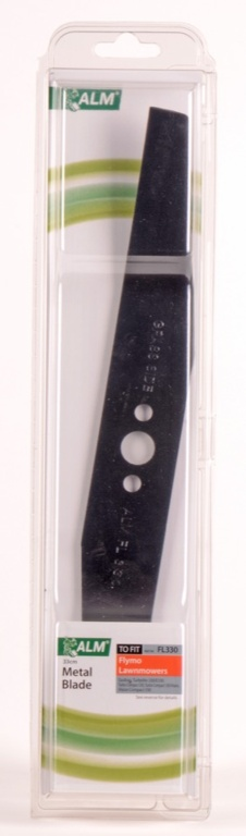 "ALM Metal Blade - 33cm (13"") - Fits Flymo"