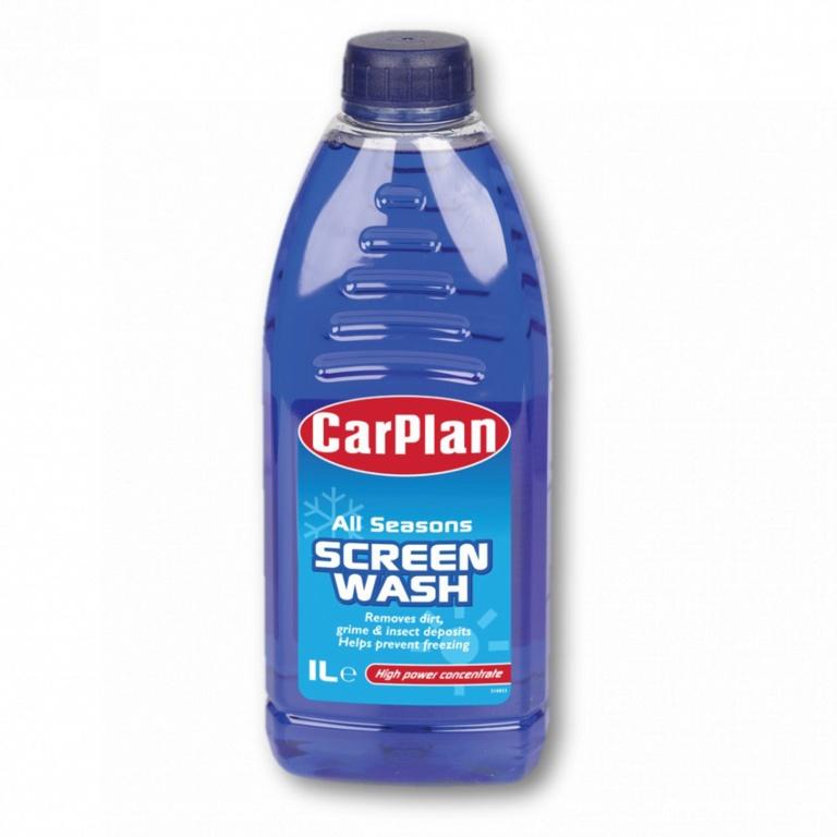 Carplan All Seasons Screen Wash - 1L