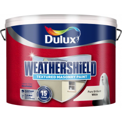Dulux Weathershield Textured Masonry 10L