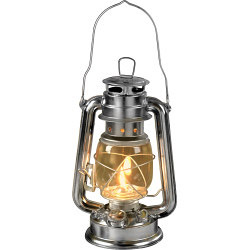 SupaLite Hurricane Lantern - 10''