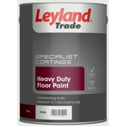 Leyland Trade Heavy Duty Floor Paint 2 5l Stax Trade Centres