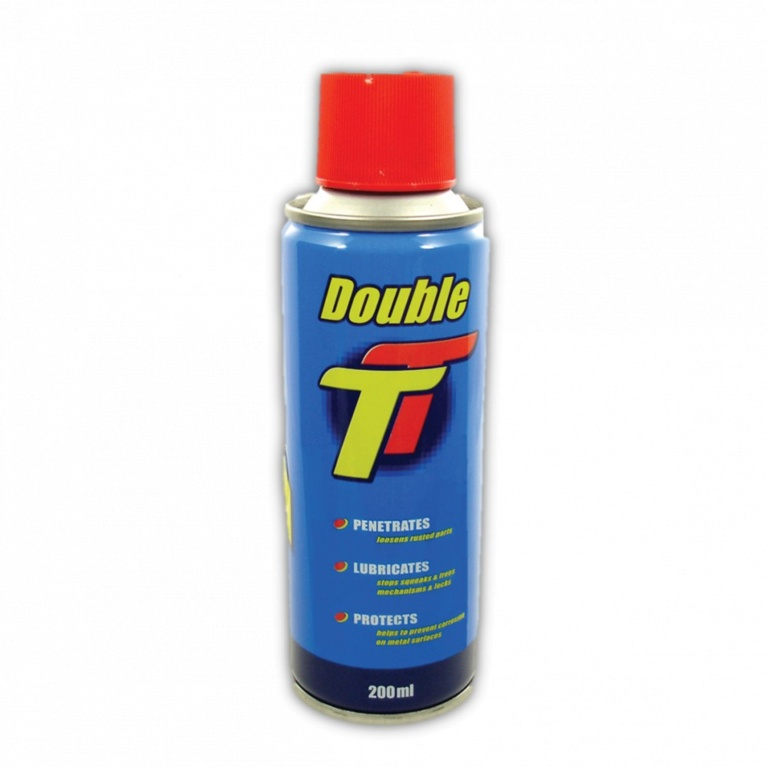 Double TT Maintenance Spray - 200ml