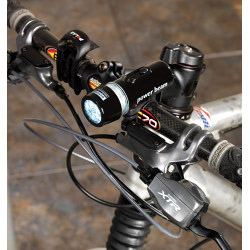 SupaLite LED Bicycle Lamp Set