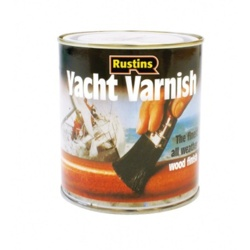 Rustins Yacht Varnish Satin Stax Trade Centres