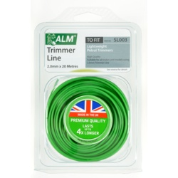 ALM Trimmer Line - Green 2.0mm x 20m