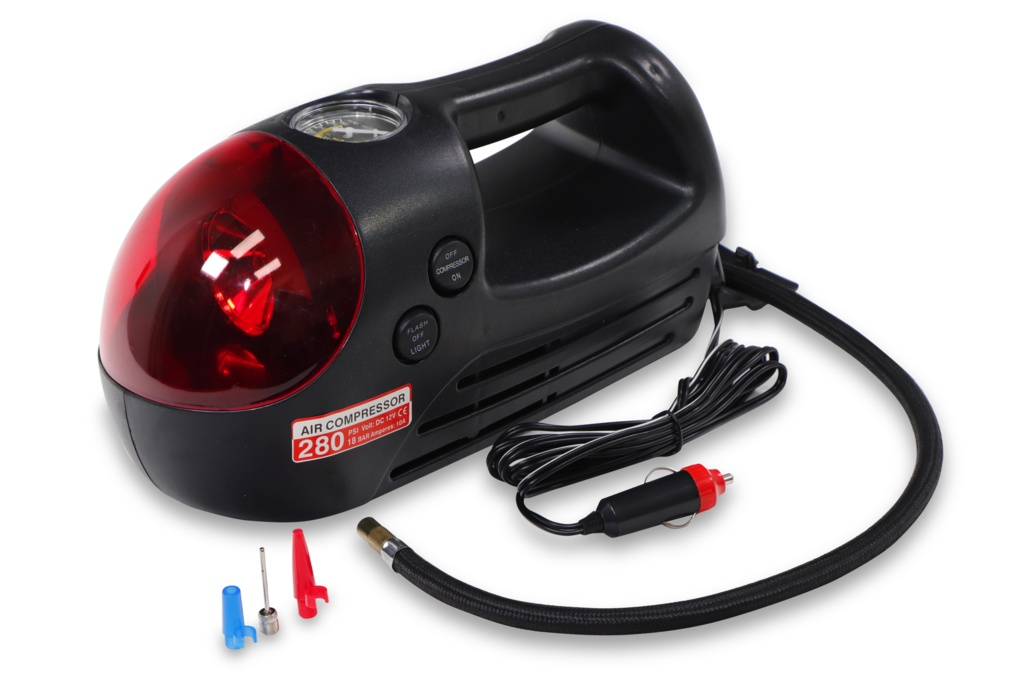 Streetwize Air Compressor - 12V 280 PSI