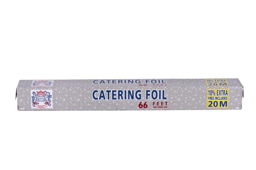 Catering Foil - 450mm x 20m