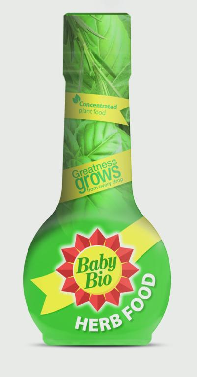 Baby Bio Herb Food - 175ml