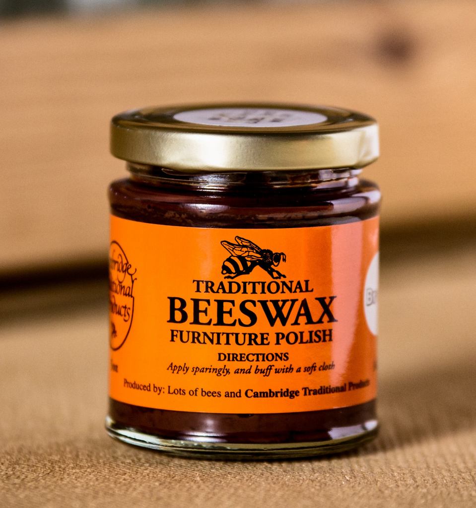 Cambridge Traditional Beeswax Furniture Polish Stax Trade Centres