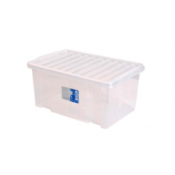 TML Storage Box & Black Lid