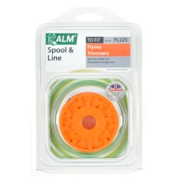 ALM Spool and Line (single line)