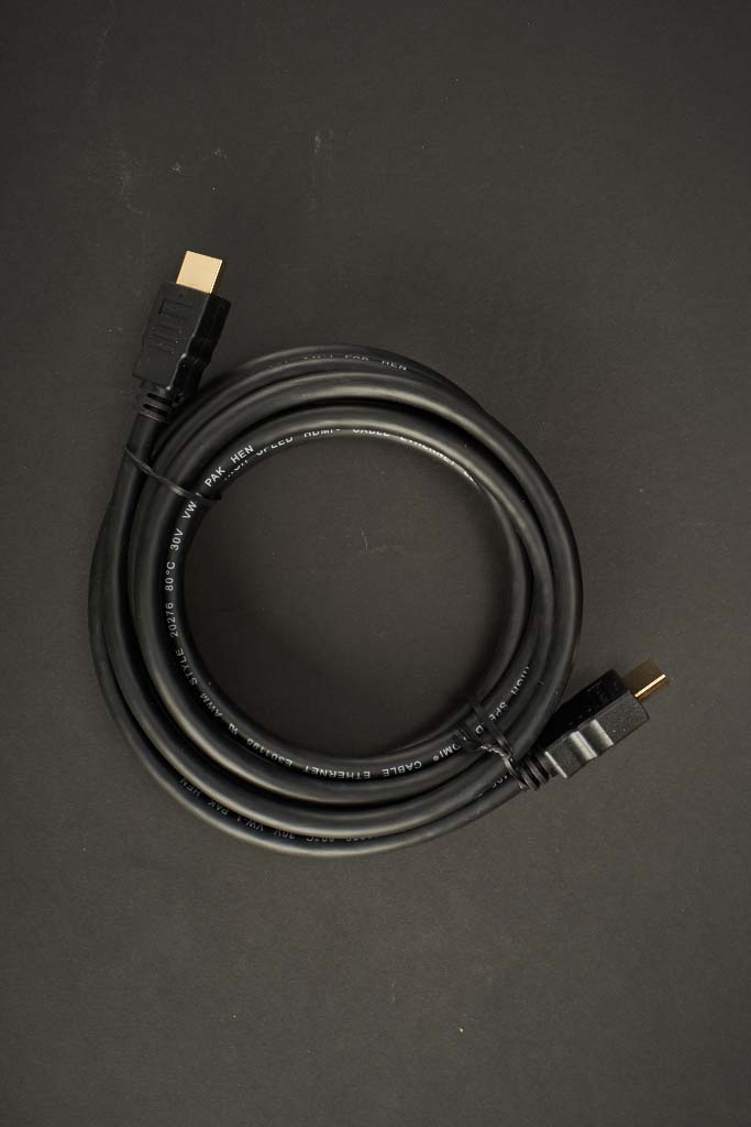 Dencon HDMI - HDMI 3m 28AWG Cable - Bubble Packed